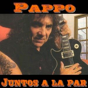 Acordes D Canciones: Pappo - Juntos a la par