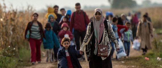 8 Beweise, dass sich ein Land durch Masseneinwanderung für immer verändert
