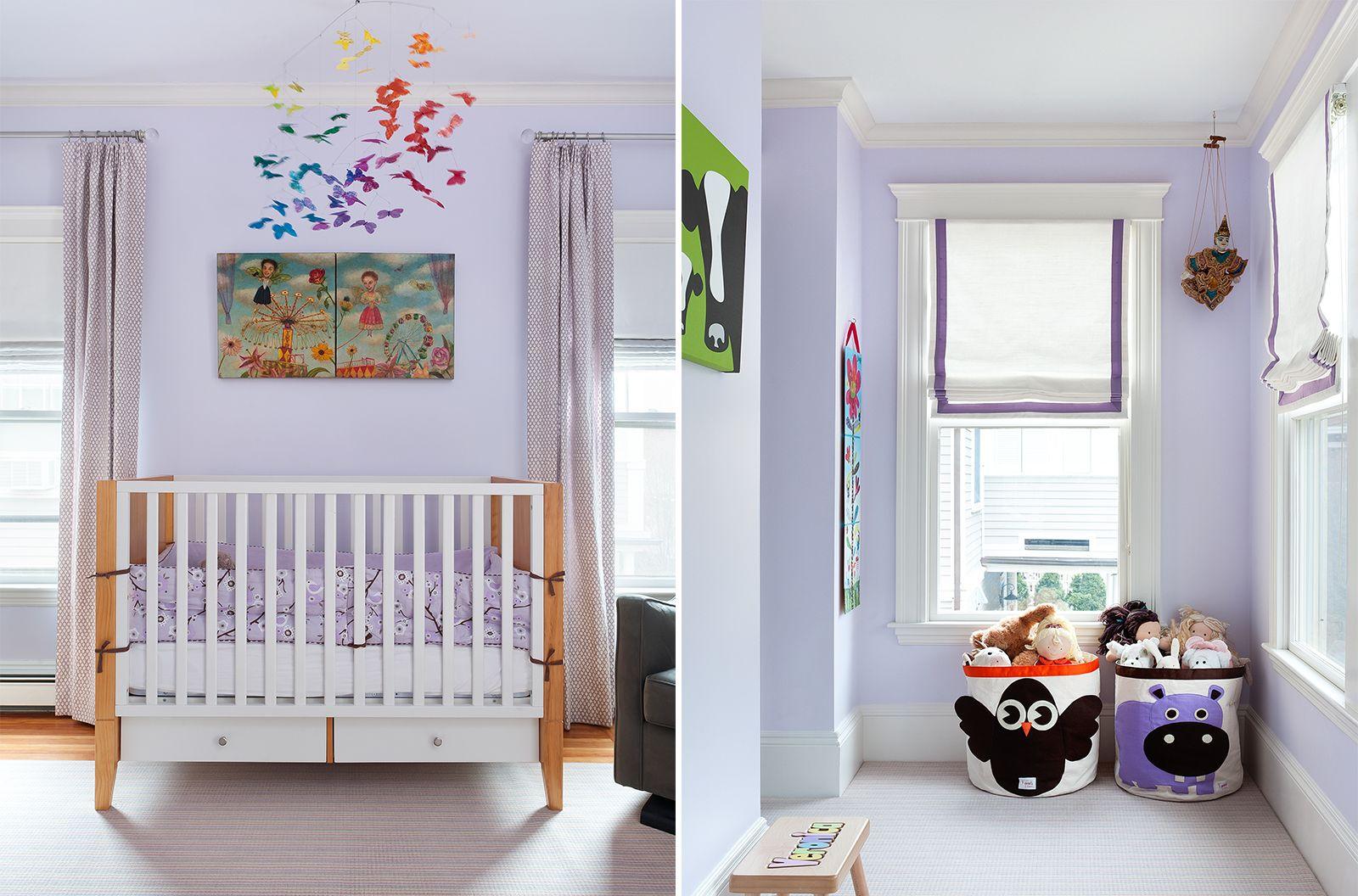 mandarina studio  boston  nursery  interior design  - mandarina studio  boston  nursery  interior design  contemporary  babyroom  colorful