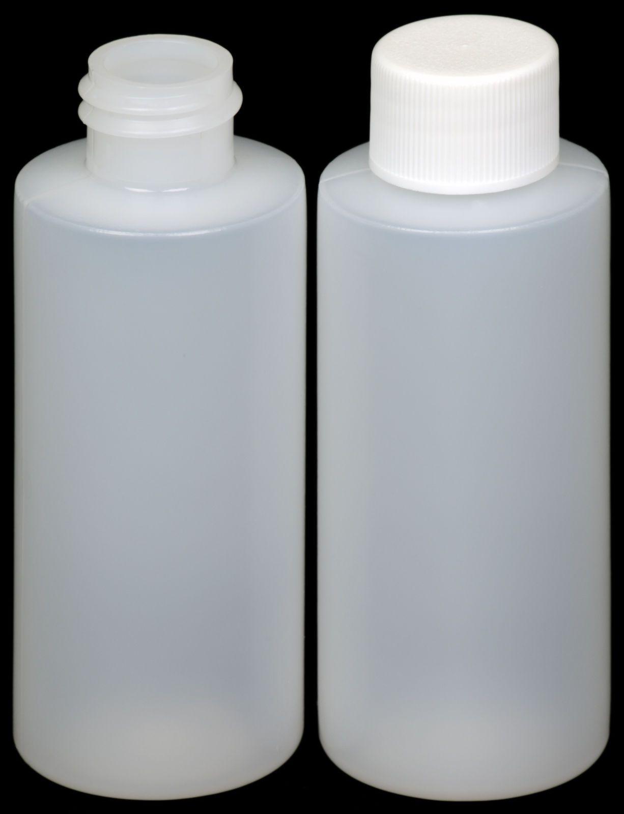 Plastic Bottle Hdpe W White Lid 2 Oz 25 Pack New Plastic Bottles Bottle Plastic Spray Bottle