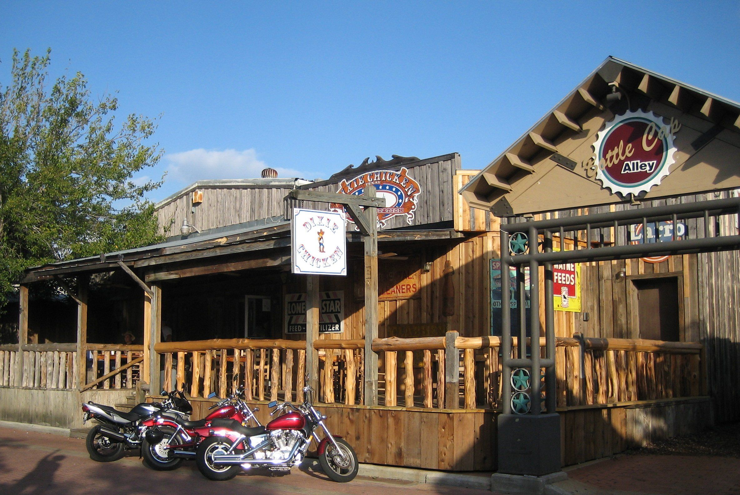 Dixie Chicken, College Station, Texas. | Deep in the Heart of ... | Chicken bar, College fun, Texas a&m university