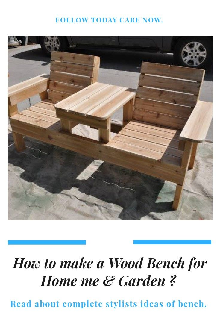 It is very easy to build a bench at home. But we need some tools and correct measurements method for it. I have a platform for you to check link... #homeinspiration #interior #garden #bench #homemade #home #decor...