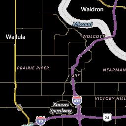 Kansas City Mo Interactive Weather Radar Map Accuweather Com Kansas City Radar Doppler Weather Radar