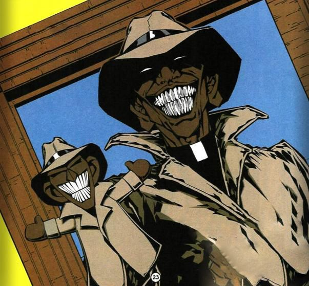 Black Supervillain Achebe Punisher Marvel Going Insane Black