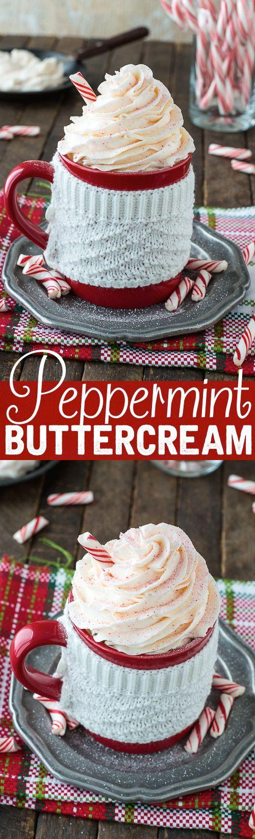 Peppermint Buttercream