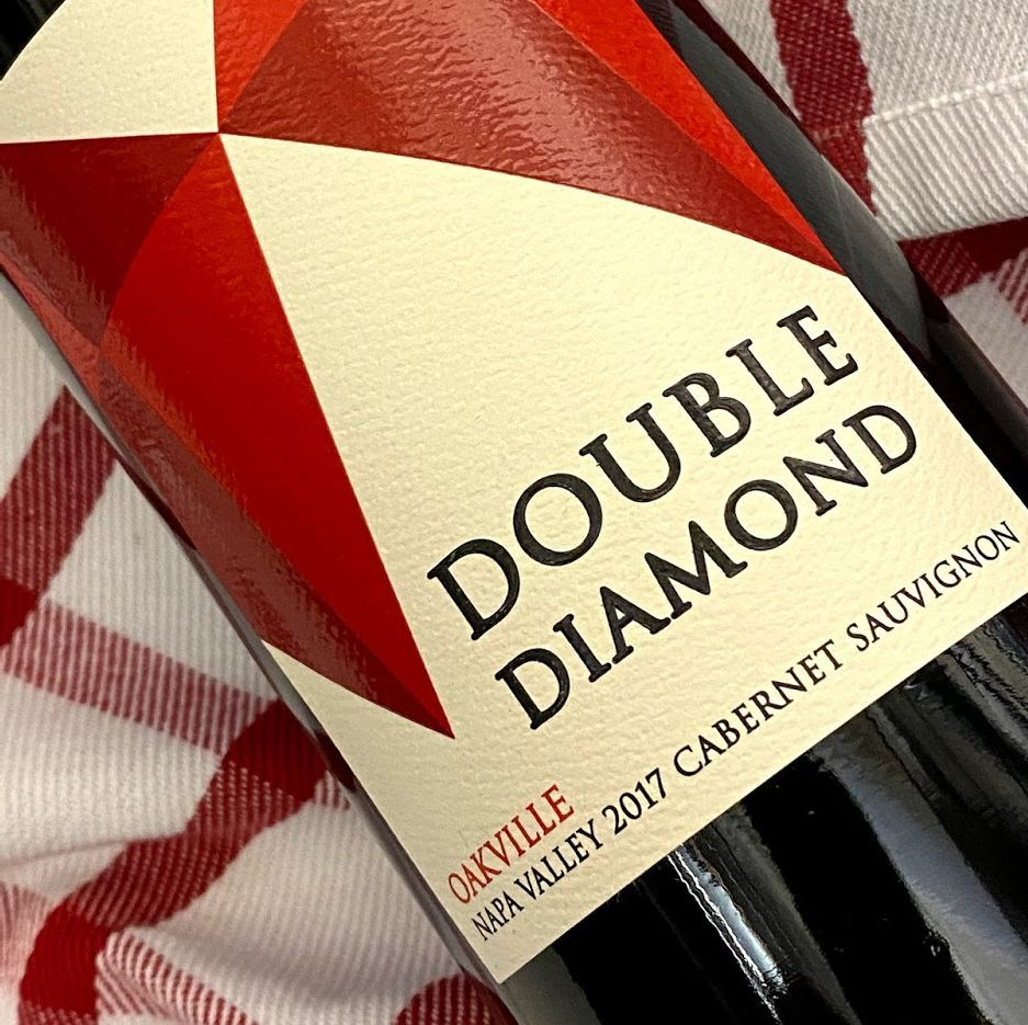 Double Diamond By Schrader Oakville Cabernet Sauvignon 2017 Cabernet Sauvignon Cabernet Sauvignon