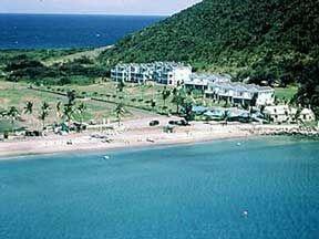 Timothy Beach St Kitts