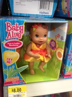Clipping Money Walmart Baby Alive Baby Alive Dolls Cool Baby Stuff