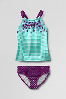 a14700bc40c83 Girls Swimsuits, Swimwear, Bathing Suits | Lands' End | Dahlia's ...