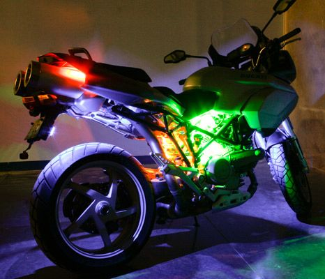 Motorcycle engine color changing rgb led lighting kit motorcycle motorcycle engine color changing rgb led lighting kit motorcycle led kits mozeypictures Gallery