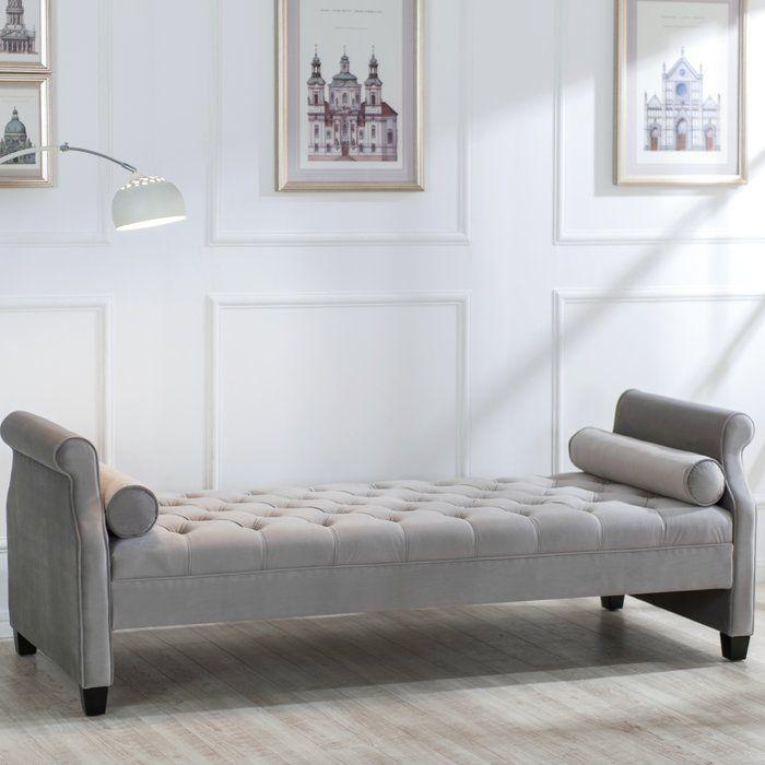 Upholstered Sofa Bed, Jennifer Taylor Eliza Upholstered Sofa Bed