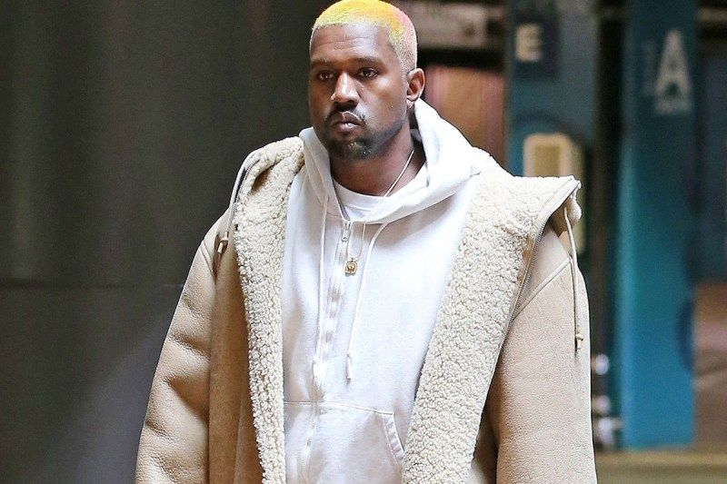 Kanye West Donda Makeup Line Is Coming Soon Kanye West Show Kanye West Sherbet Hair Color