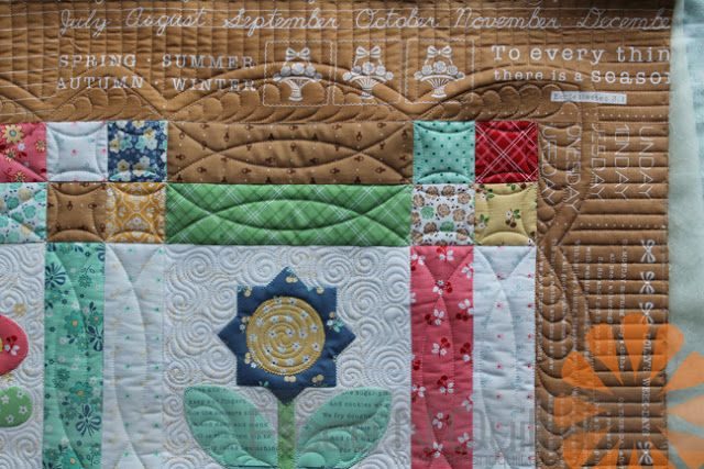 Piece N Quilt Custom Machine Quilting 2 Applique Quilts By