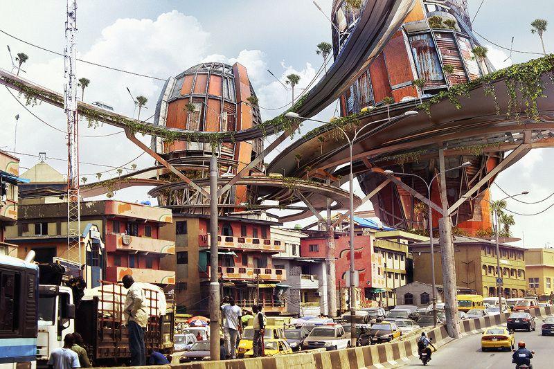 Improvised Shanty-Megastructures - vigilism