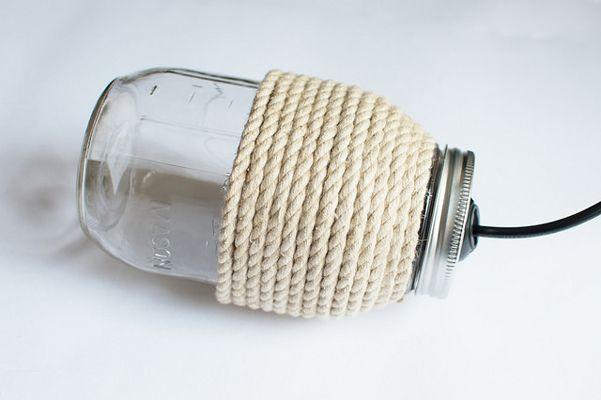 Lampada Barattolo Fai Da Te : Lampada fai da te lampade fai da te lampade e