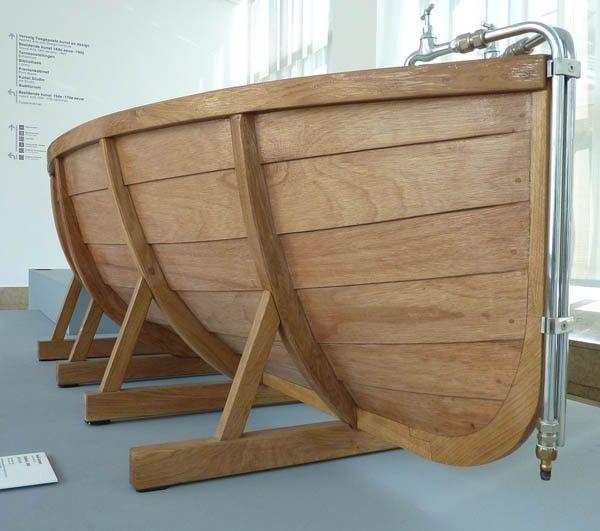 Bathboat, A Fishing Boat Inspired Bathtub By Studio Wieki Somers Great Ideas