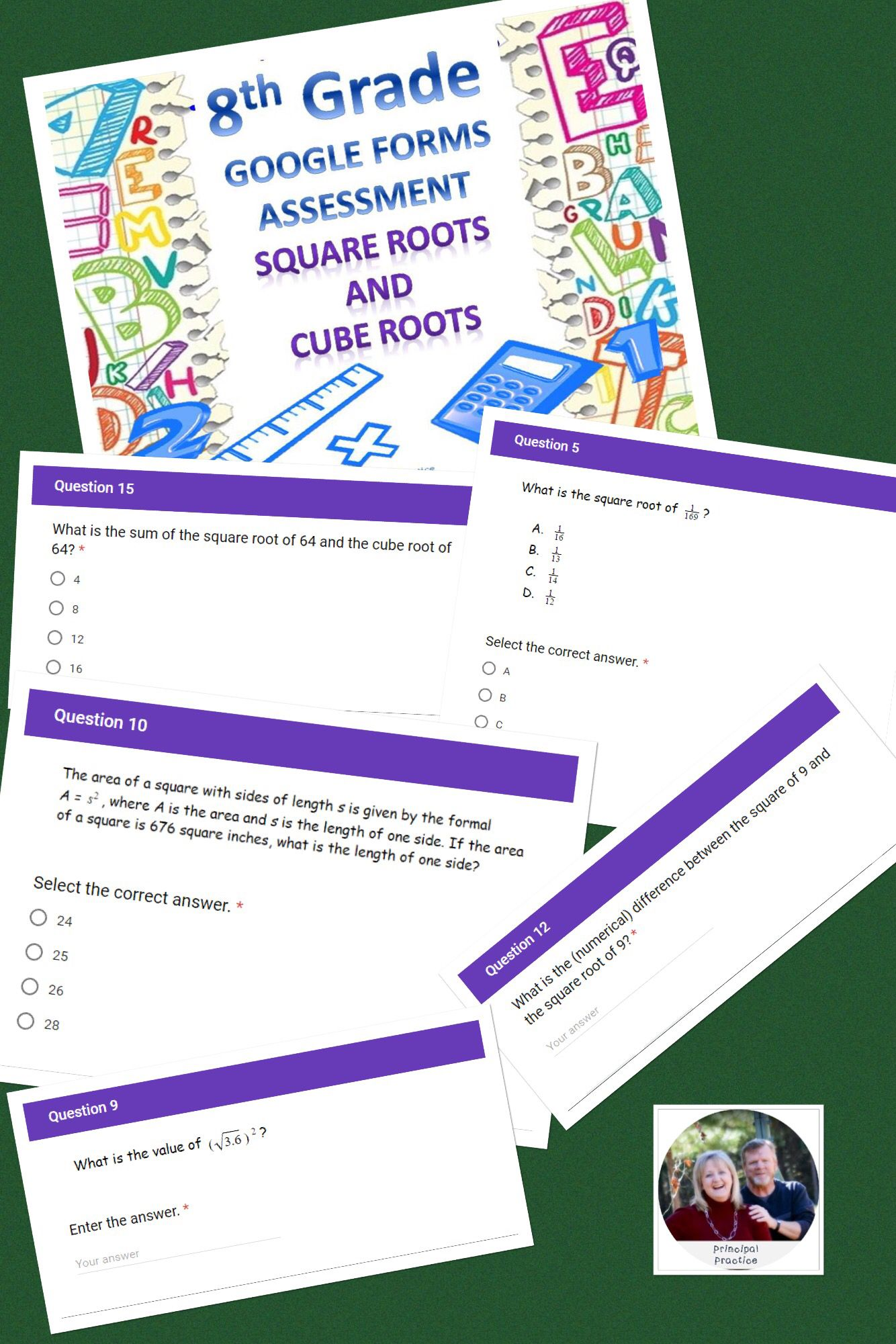8th grade square roots and cube roots google forms assessment 8th grade square roots and cube roots google forms assessment national boardcreated 1betcityfo Gallery
