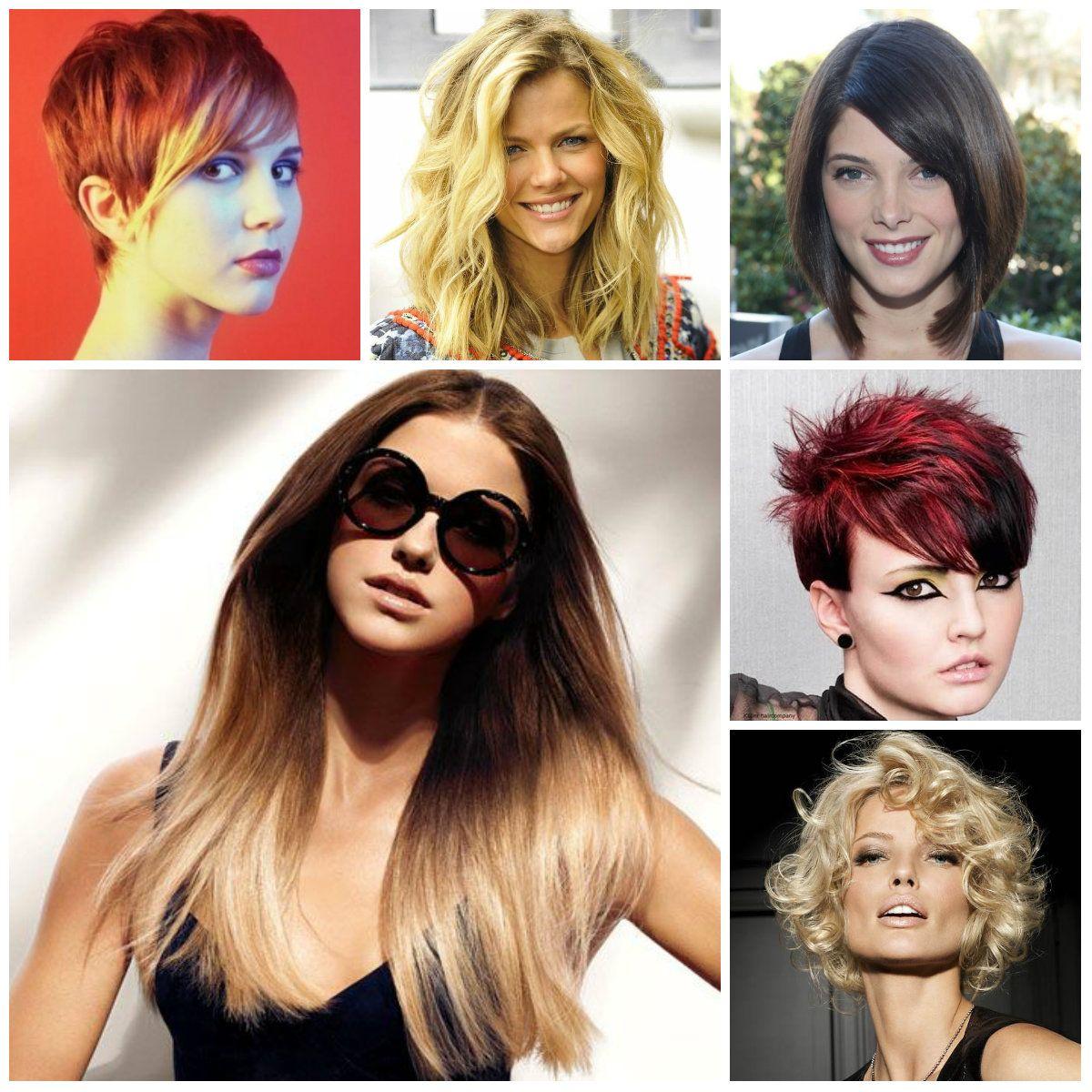 Hot new hairstyles