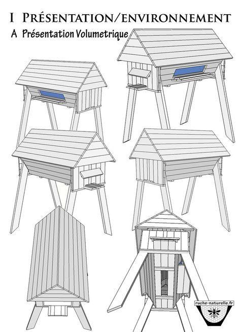 Comment construire une ruche horizontale avec des palettes - Construire Sa Maison En Palette