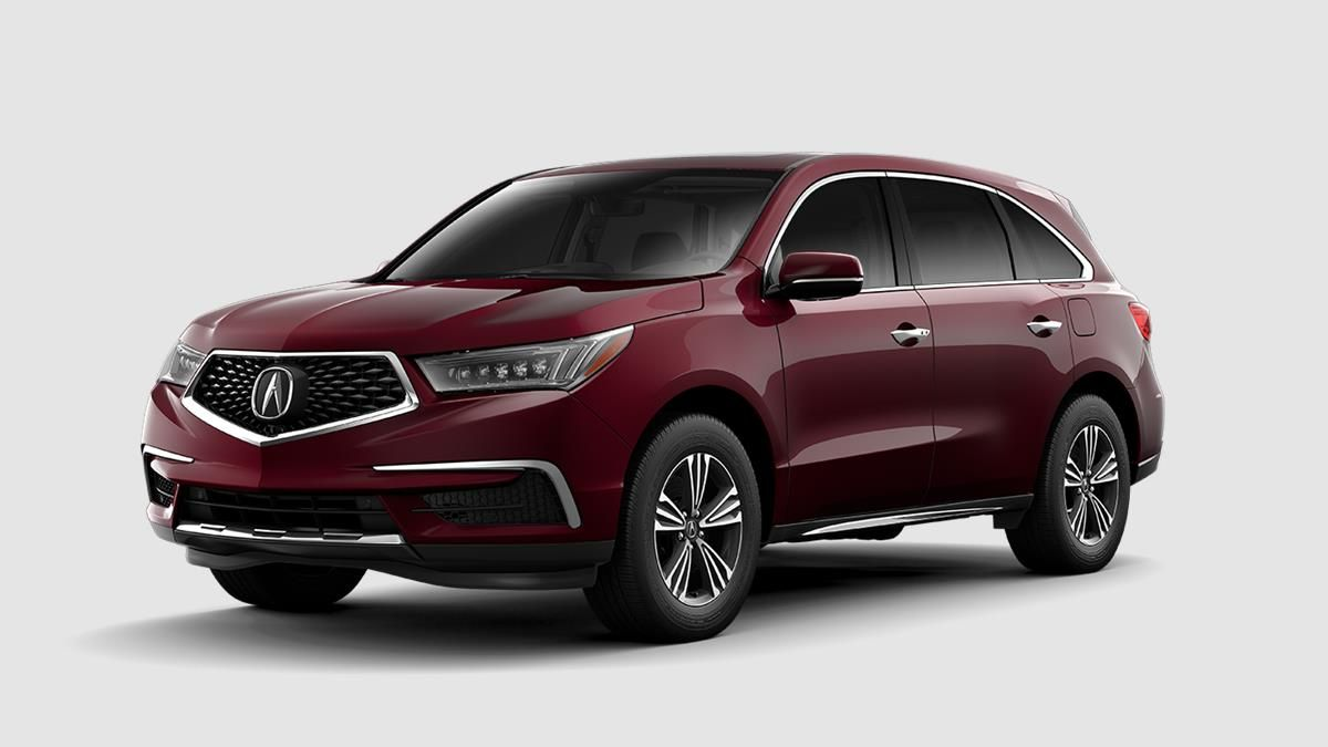 Acura MDX Build Your Own SUV MDX Price Acuracom Cars - Price of acura suv