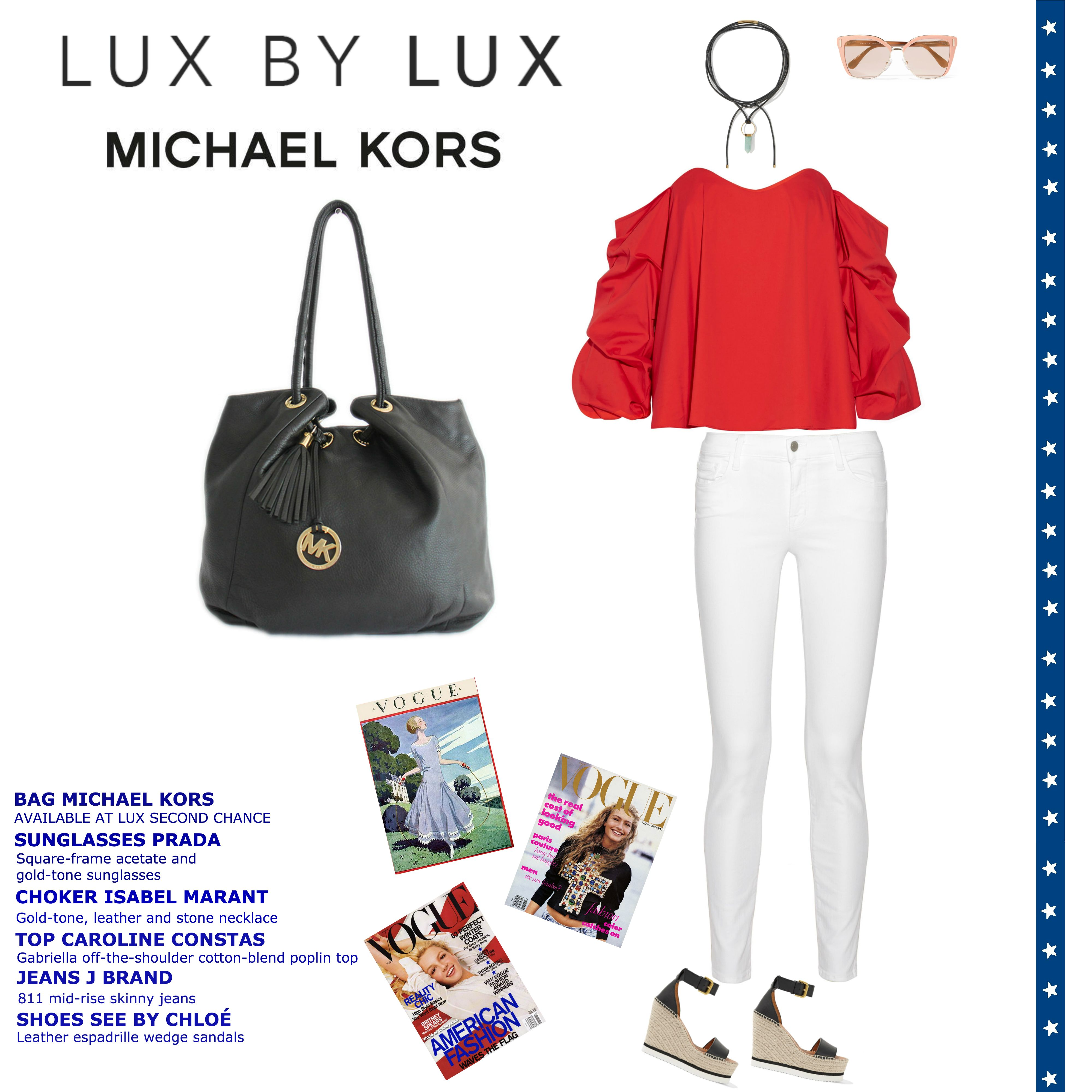 Celebrating Beauty In Everyday Living: Celebrating American Luxury With This Casual Yet Stylish