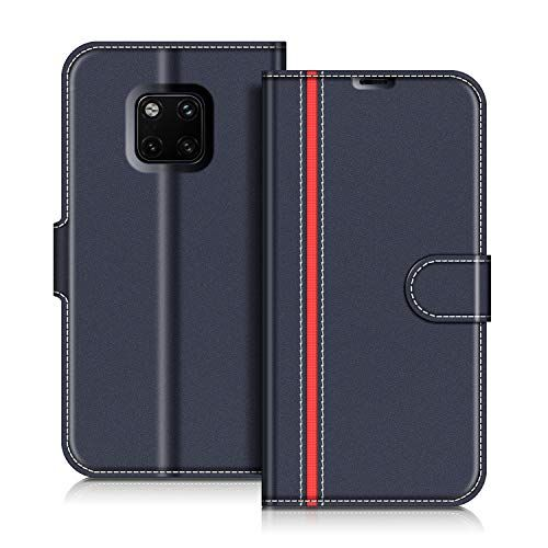 coque etui huawei mate 20 pro rouge