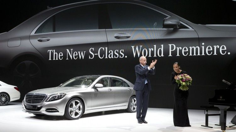 Mercedes-Benz S-Class World Premiere