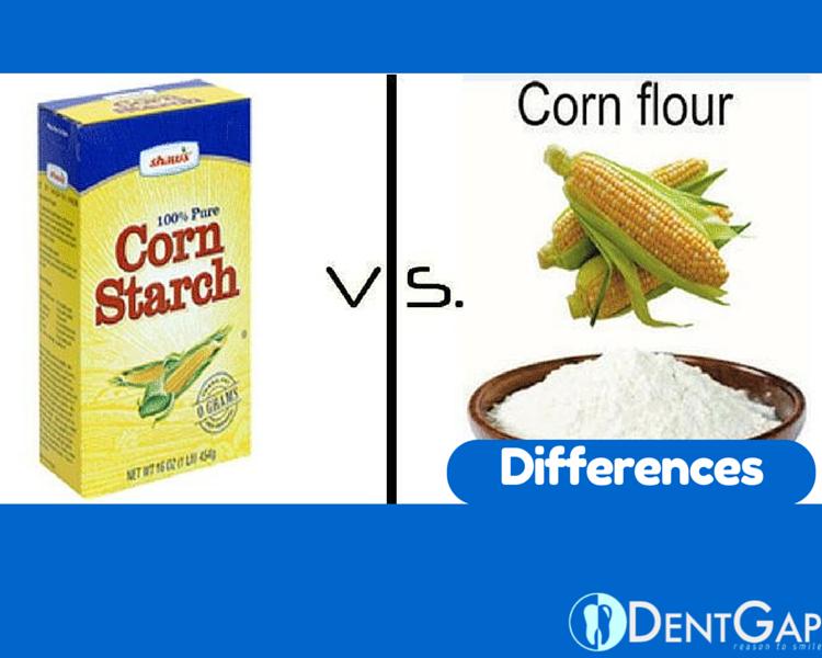 Cornstarch Vs Corn Flour What Is Difference Between Them Corn Starch Corn Gluten Corn