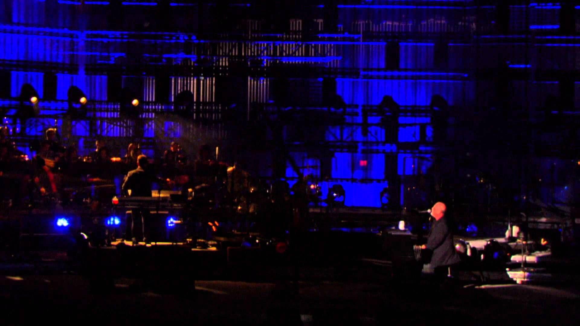 Billy Joel Lullabye Goodnight My Angel Live At Shea Billy Joel Shea Stadium Good Night