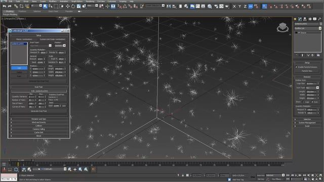 Desert drift dust vfx tutorial 3ds max phoenix fd (free project.