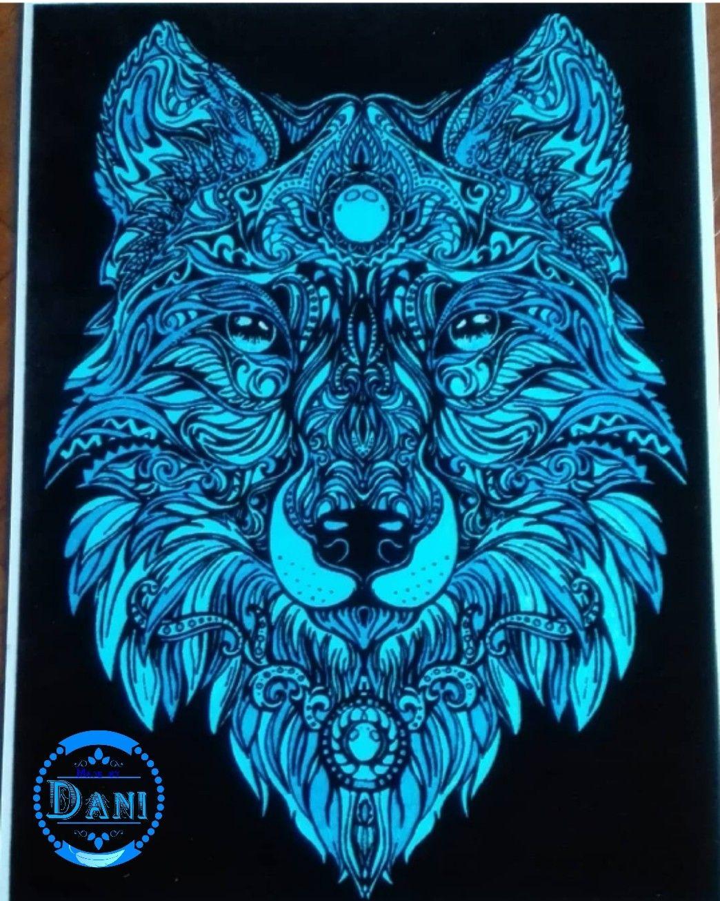 Velvet Kleurplaat Wolf Kleurplaten Kleuren Wolf