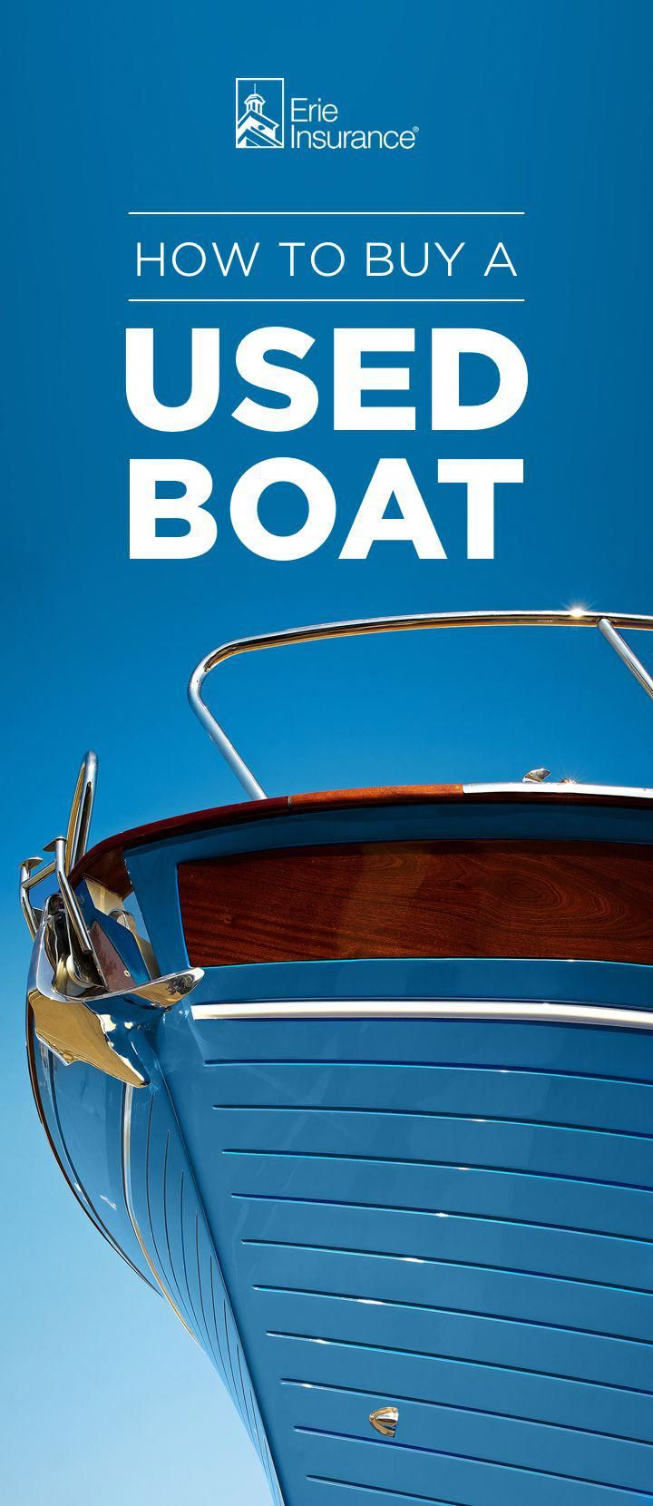 A boat can provide you and your family with years of