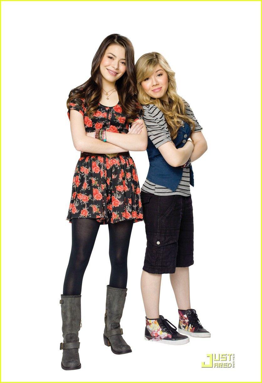 Miranda Cosgrove & Jennette McCurdy | iCarly | Pinterest | Pareja ...