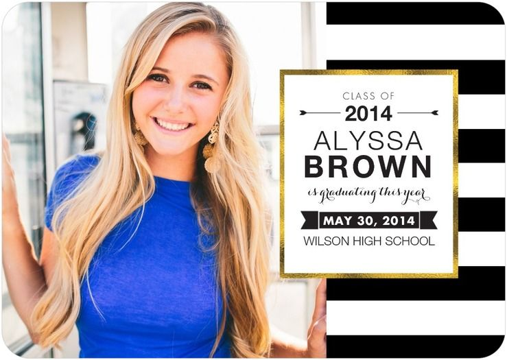 Johnston Graduation Invitations
