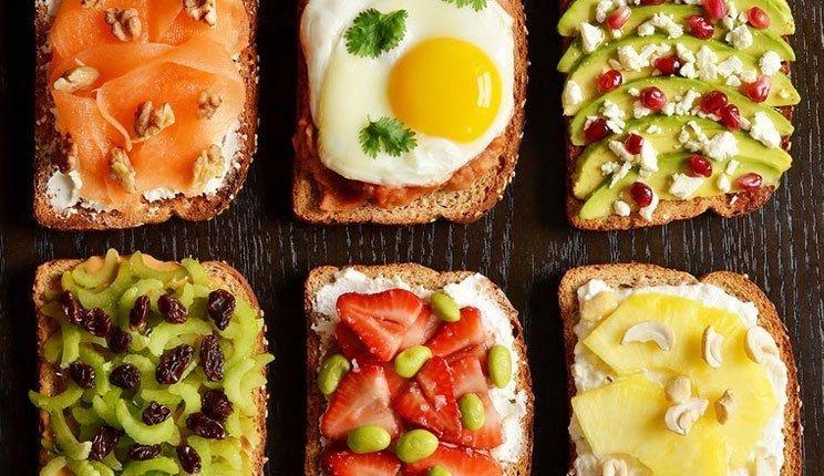 فطور الصباح لزوجي بالصور Creative Breakfast Breakfast Food