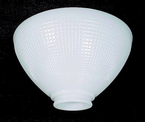 Ies Reflector 3 X 10 Table Floor Lamp Shade White Glass Antique Floor Lamps Floor Lamp Shades Replacement Glass Lamp Shades