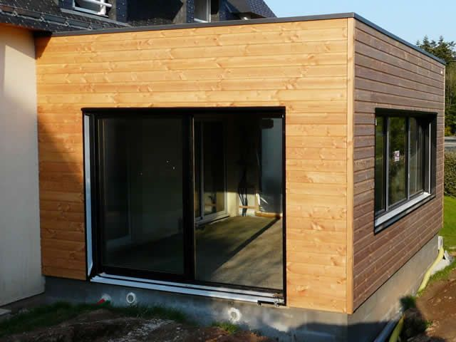 Extension Bois Morbihan