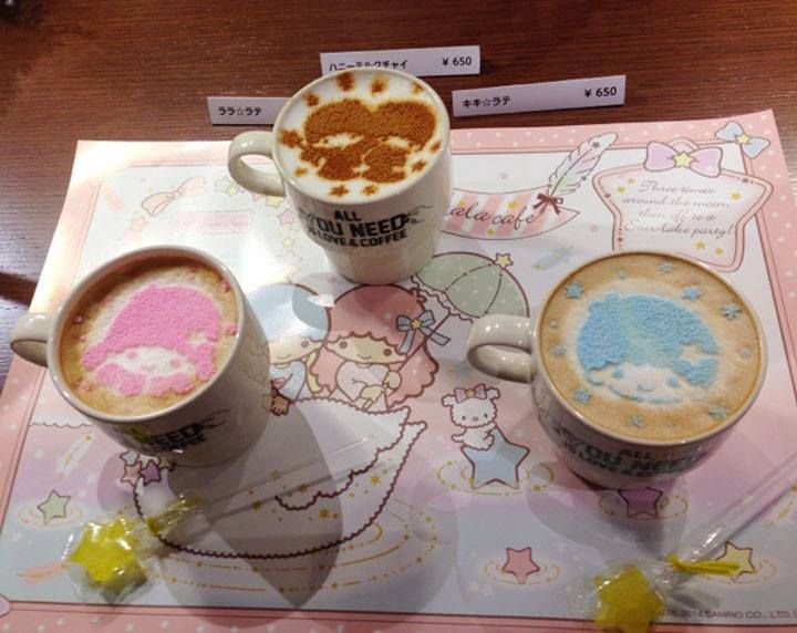 Kiki Lala Cafe O Coffee Art Latte Art I Love Coffee