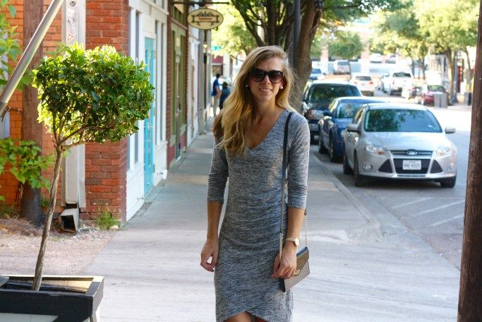 The Perfect Sweater Dress for Fall | Fall outfit | Fall Fashion | Fall Style