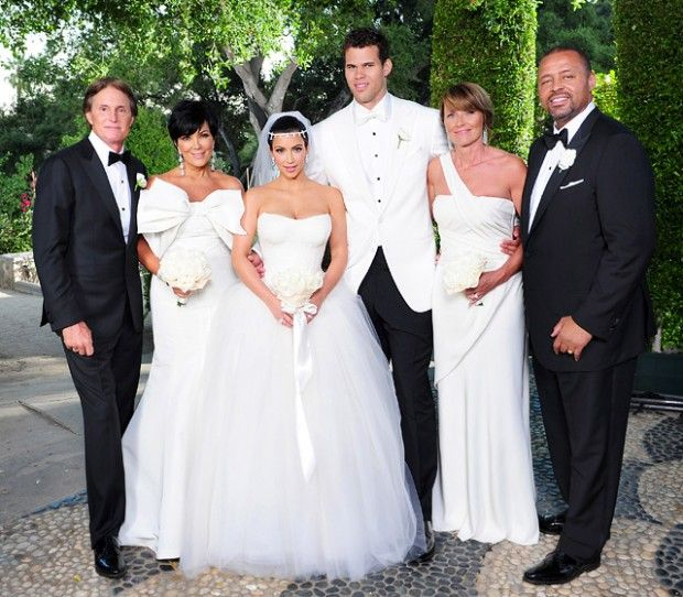 Kim Kardashian And Kris Humphries Wedding Kardashian Wedding Kim Kardashian Wedding Celebrity Weddings