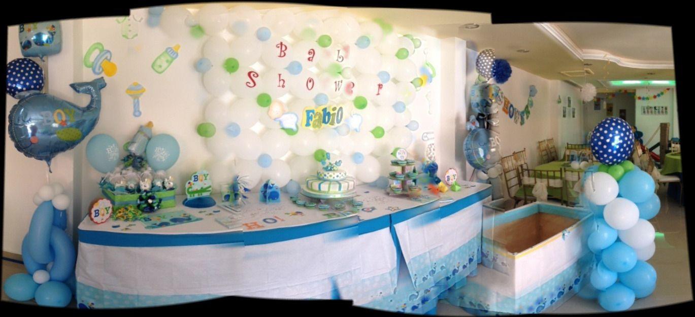 Decoracion de baby 1369 625 mickey - Decoracion baby shower ...
