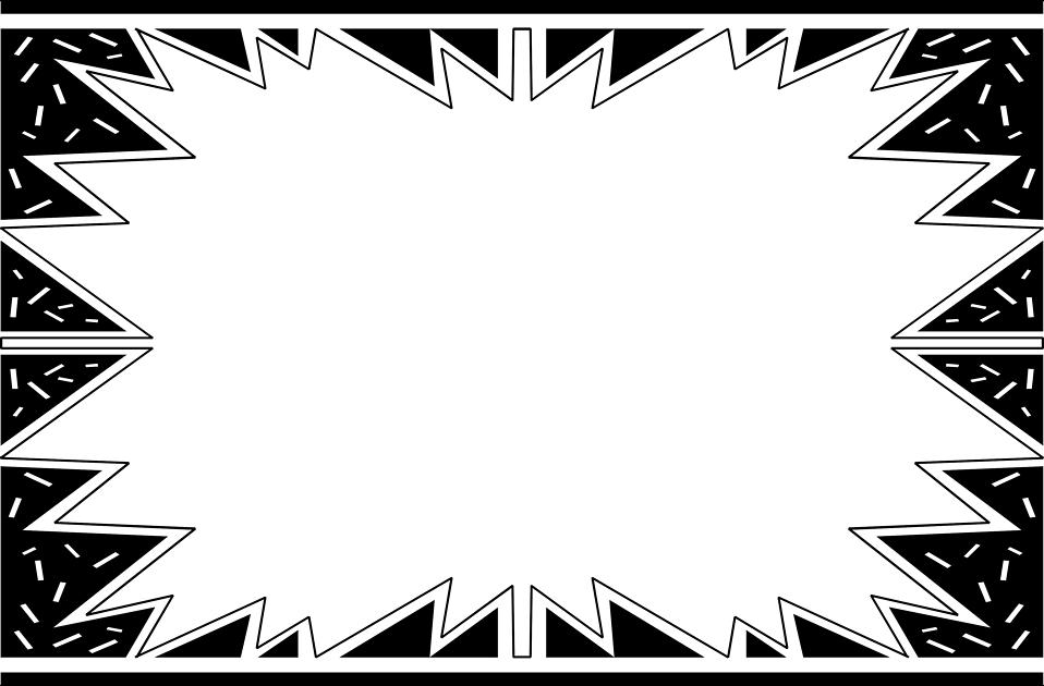 Illustration Of A Blank Star Burst Free Stock Photo Stock Photos Free Stock Photos Photo Illustration