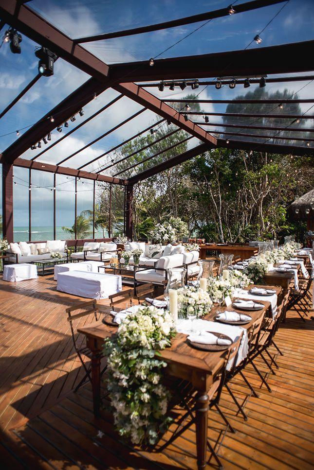 Raissa Leo Casamento All White Rustico Em Trancoso Cafe Ao Ar Livre Restaurante Ao Ar Livre Design De Interiores De Restaurante
