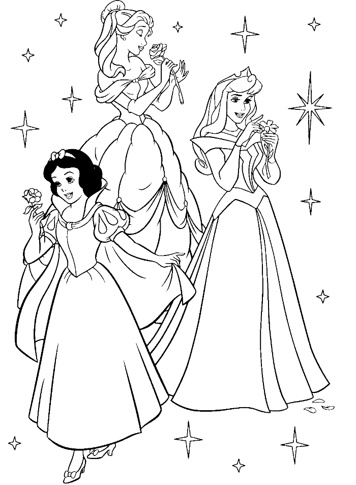 disney princess coloring pages free online printable coloring pages sheets for kids get the latest free disney princess coloring pages images - Free Disney Princess Coloring Pages