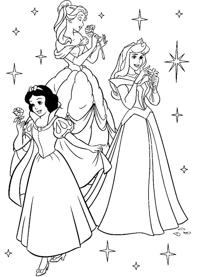 Pin Van Sandy Drew Serrano Op Hello Kitty Prinses Kleurplaatjes Disney Kleurplaten Kerstkleurplaten