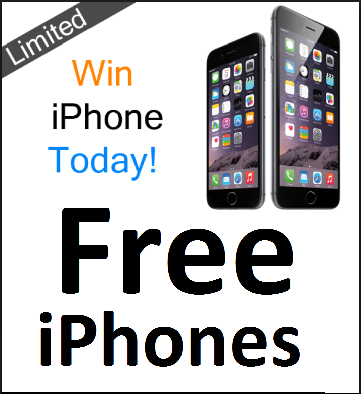Free Iphones Its The Gest Giveaway So Quickly Jump And Get Your Iphone