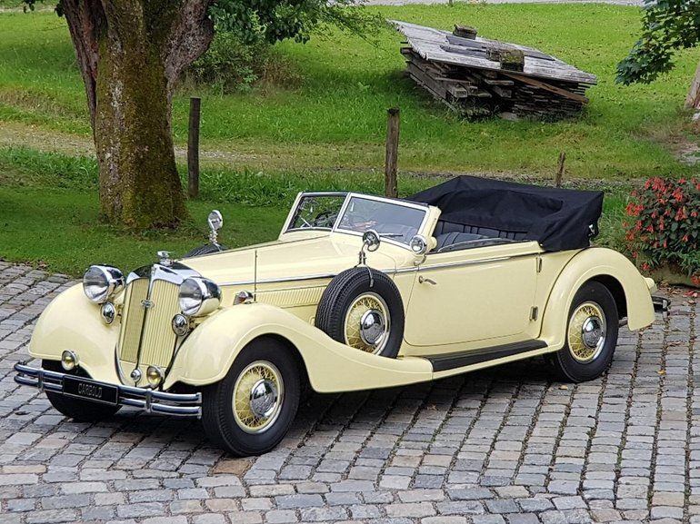 1936 Horch 853 for sale #2323987