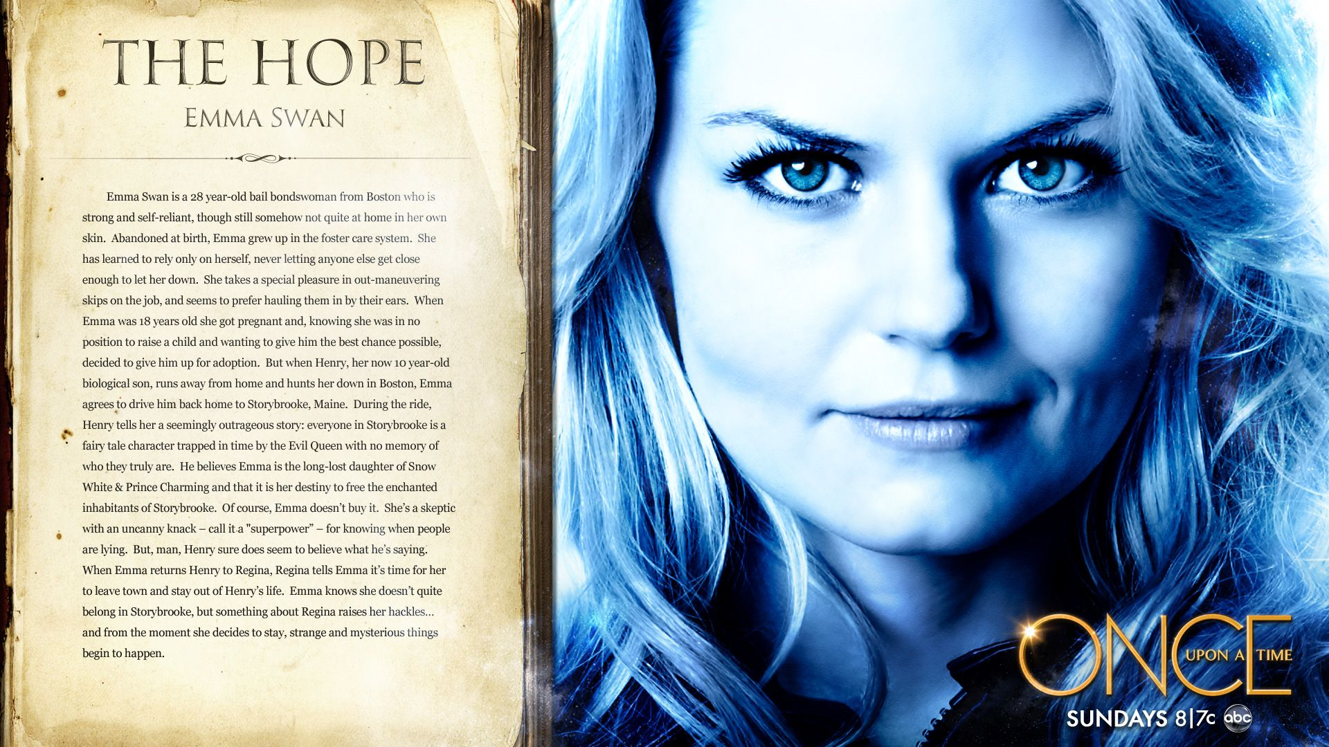 Image result for Emma Swan Hope