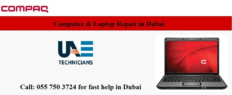 UAE Technician are providing for Compaq computer & laptop repair Our ...
