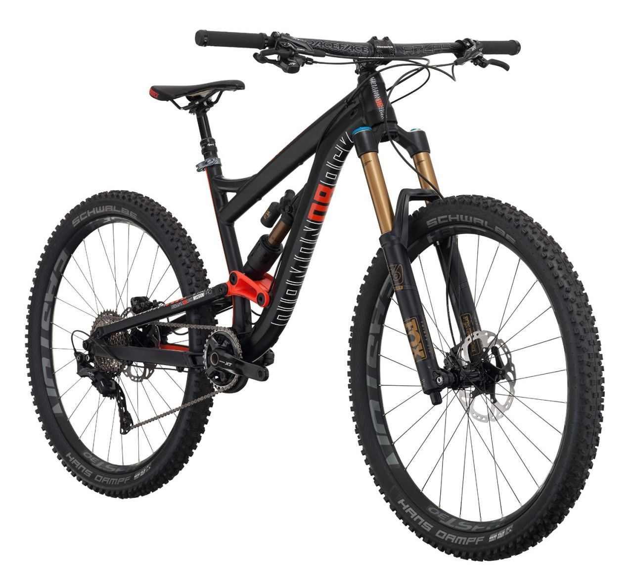 Diamondback Bicycles 2016 Mission Pro Complete All Mountain Full